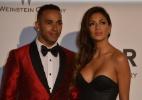 Nicole Scherzinger termina namoro com Lewis Hamilton, diz jornal - AFP PHOTO / ALBERTO PIZZOLI