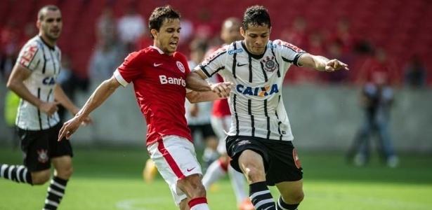 Corinthians e Inter lutam pelo terceiro lugar que dá vaga direta à Libertadores
