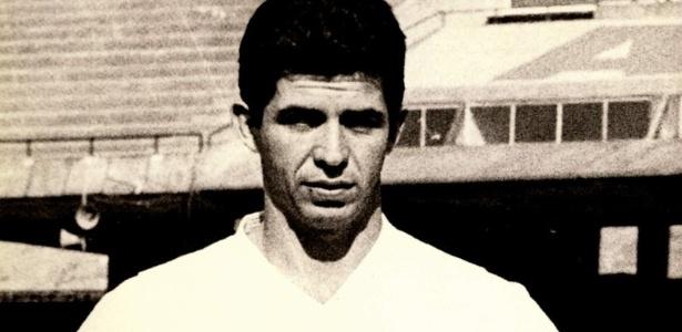 29.out.2014 - Nenê fez 263 partidas pelo São Paulo entre 1964 e 1973 e conquistou dois Paulistas pelo clube