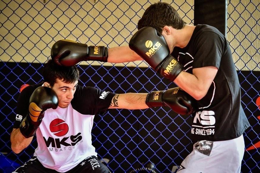 Thomas Almeida é uma das esperanças do Brasil no MMA e vem do time de Lucas Mineiro e Felipe Sertanejo
