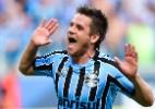 """Volante do Grêmio pede desculpas por expulsão: """"Minha atitude foi errada"""" - Vinicius Costa/ Getty Images"""