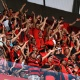 Clima esquenta e torcida protesta após empate do Flamengo