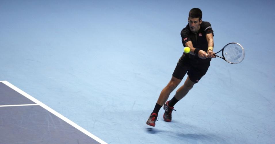 Novak Djokovic é o atual bicampeão do torneio disputado em Londres