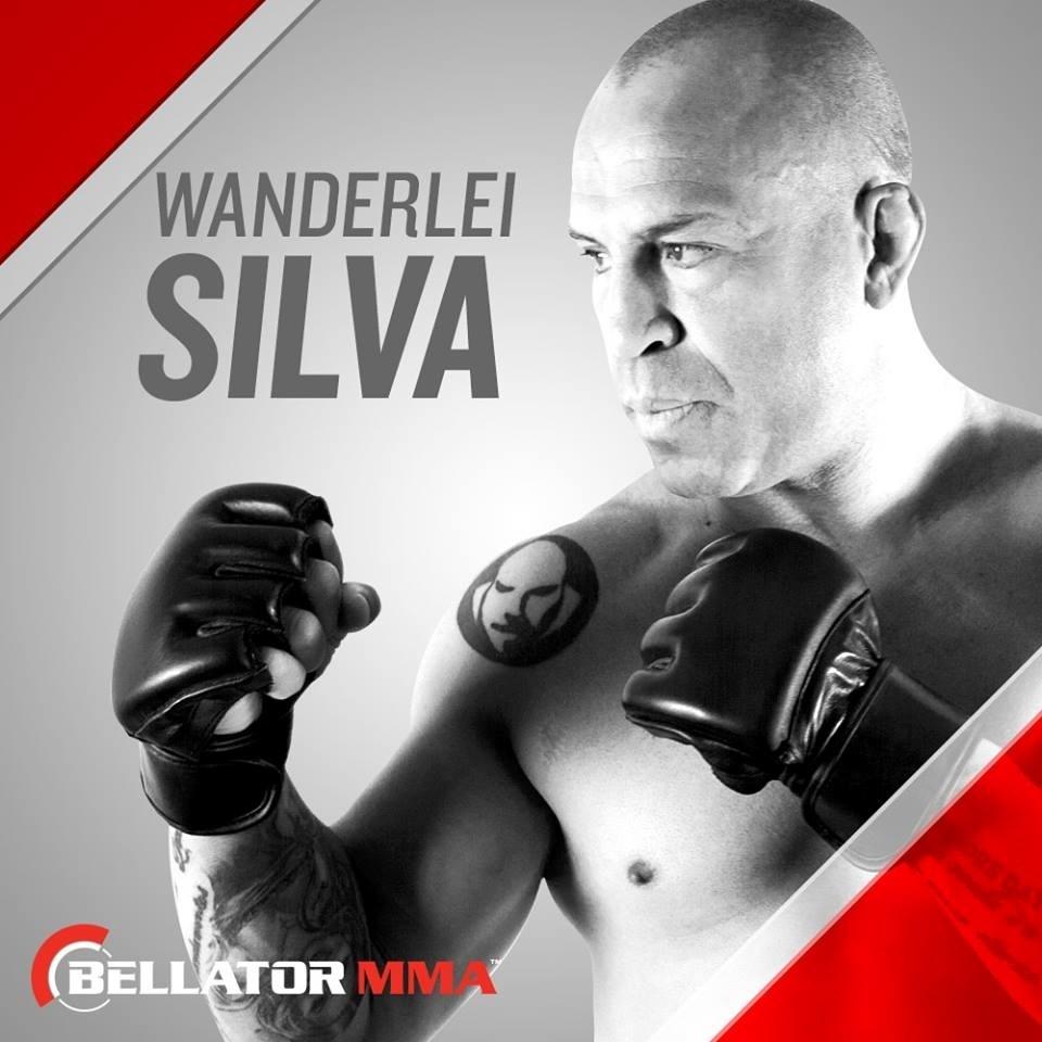 Wanderlei Silva é anunciado como garoto-propaganda do Bellator, mas UFC breca