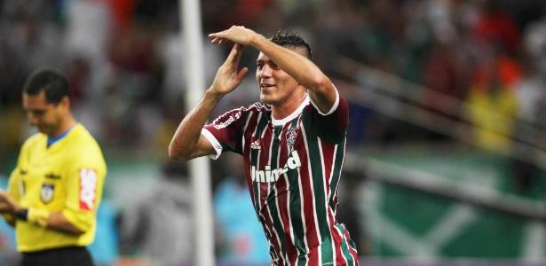 Edson fez três gols no Campeonato Brasileiro