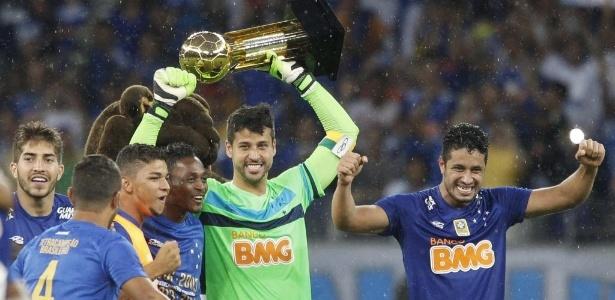 Cruzeiro será um dos representantes do Brasil na Libertadores