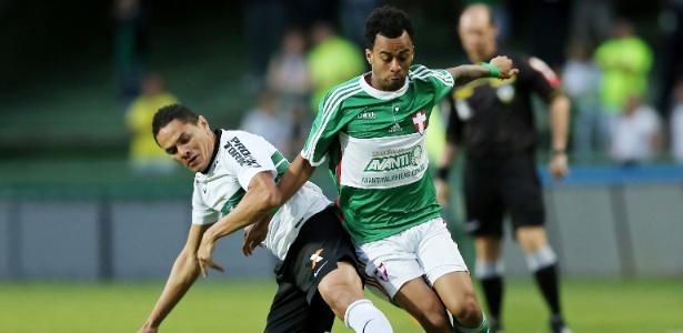 Contando os dias para ir para o São Paulo, Wesley se apresenta ao Palmeiras