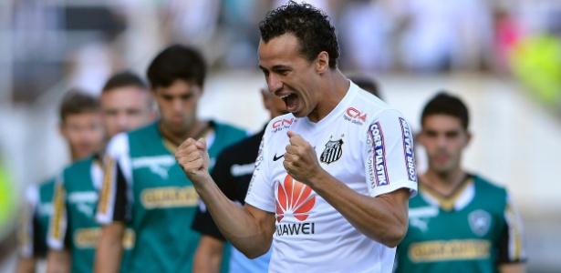 Agora, Leandro Damião pode acertar sua transferência para qualquer outro clube