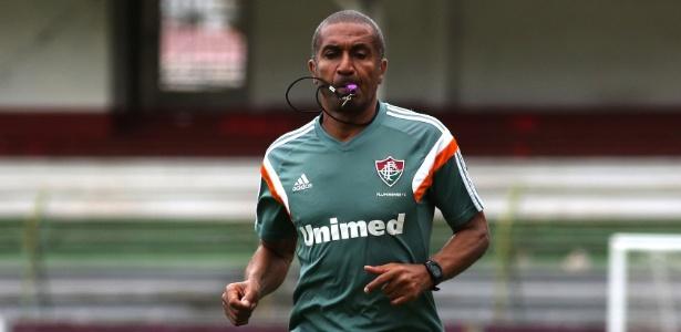 O técnico Cristóvão Borges não resistiu aos tropeços e foi demitido do Fluminense