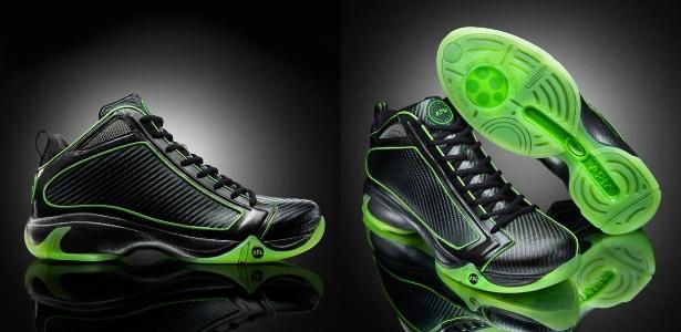 APL Concept, o tênis que foi banido pela NBA