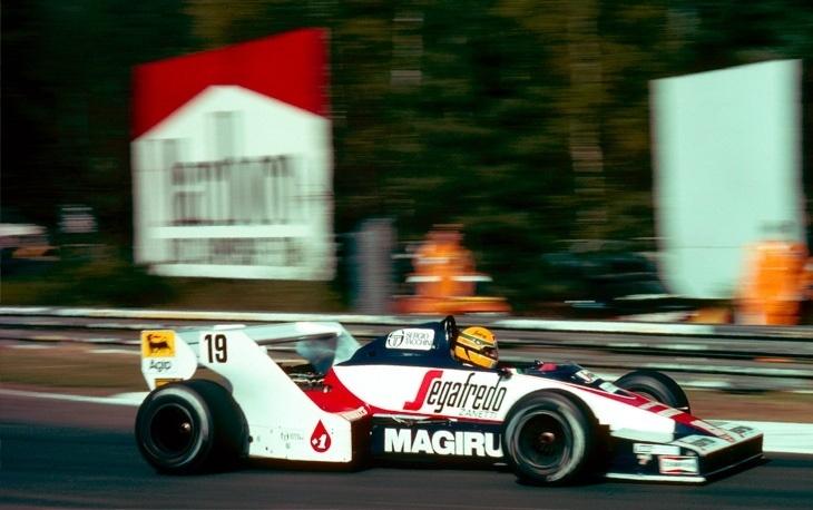 Toleman usada por Senna está à venda em site britânico