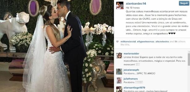 Alan Kardec se casa com Celeste Martins