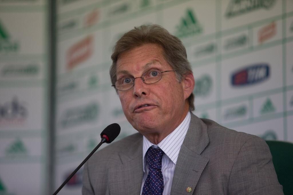 Oswaldo de Oliveira fala pela primeira vez como técnico do Palmeiras