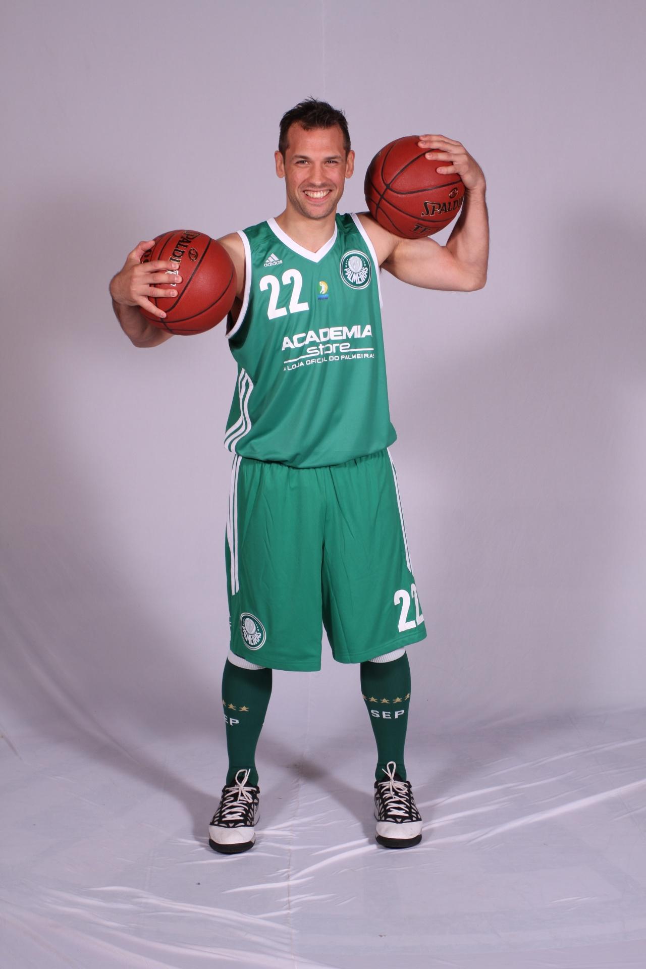 Maxi Stanic, argentino do Palmeiras
