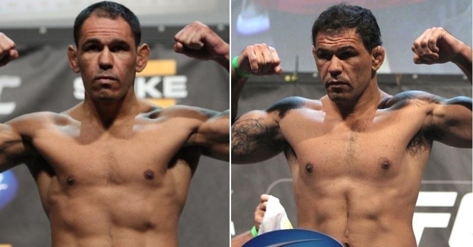 Minotouro e Minotauro, os irmãos brasileiros que ganharam o mundo nos ringues de MMA