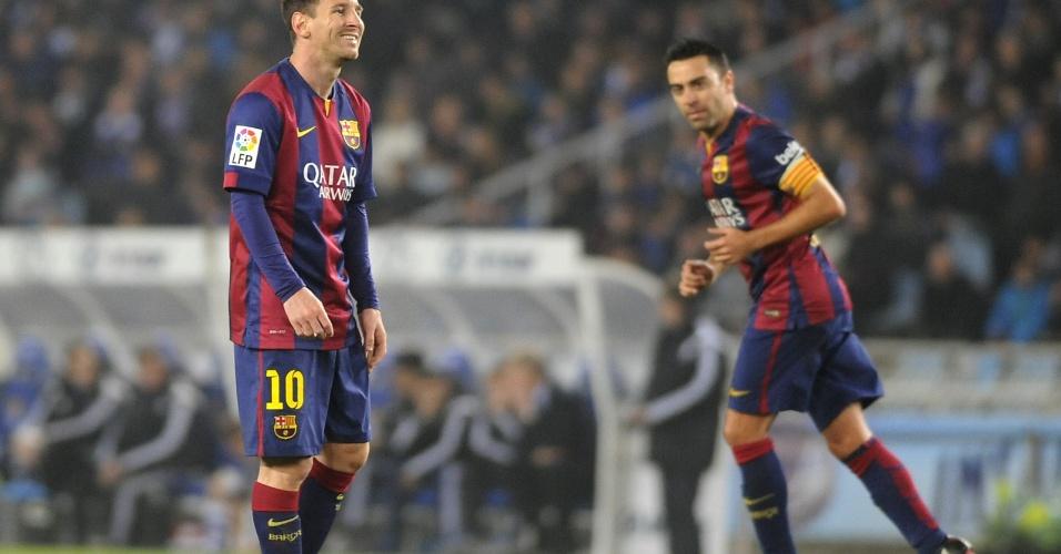 Messi lamenta oportunidade perdida pelo Barcelona