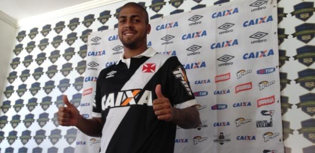 Formação no Flamengo é 'passado' para lateral apresentado no Vasco ...