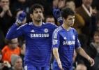 Oscar se irrita com notícia sobre briga com Diego Costa em treino