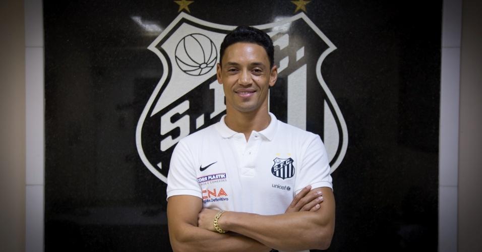 Foto: Divulgação / Santos F.C