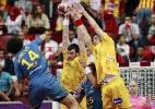 Brasil não resiste aos atuais campeões mundiais e perde para Espanha - REUTERS/Mohammed Dabbous