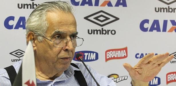 Eurico Miranda, presidente do Vasco, se mostrou aberto a discutir a volta do mata-mata