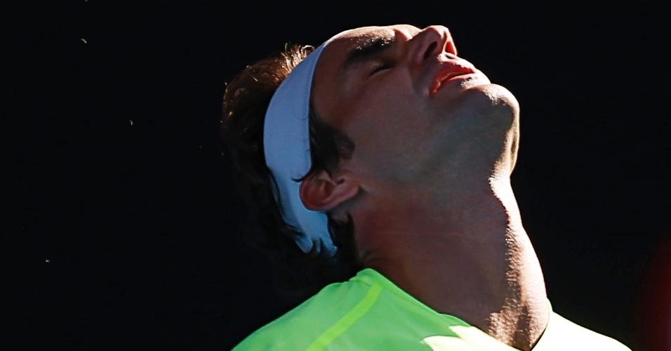 Diante de 'freguês', Roger Federer decepcionou e acabou eliminado pelo italiano Andreas Seppi por 3 sets a 1