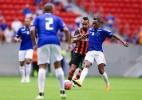 Cruzeirenses aprovam desempenho no segundo tempo contra o Shakhtar