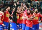 Espanhol faz gol milagroso e coloca time na semi do Mundial de handebol - REUTERS/Mohammed Dabbous