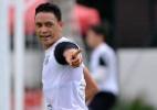 Ricardo Oliveira vê Santos favorito ao título e alega que não está 100% - Divulgação/Santos FC