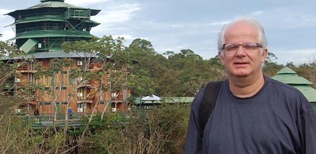 Ufólogo Ademar Gevaerd largou tudo para perseguir os rastros de ETs no planeta Terra