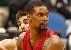 Presidente do Heat não trabalha com retorno de Bosh e o compara com Magic - Bruce Kluckhohn-USA TODAY