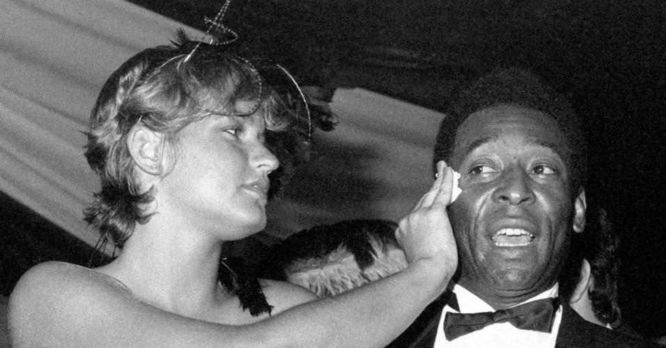Xuxa confesó cuál es la parte más fea del cuerpo de Pelé