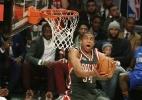 Os 30 da NBA: Nas mãos de Antetokounmpo, Bucks tenta encontrar rumo certo - AFP PHOTO / TIMOTHY A. CLARY