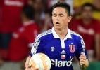 Canales rescinde com time chileno e Bota retoma conversas com atacante - AFP PHOTO / Vinicius COSTA