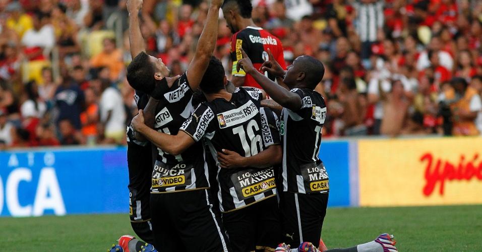 Liquidação maluca! Patrocinador do Botafogo chama atenção