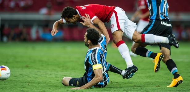 Grêmio de Rhodolfo se encheu de motivação após segurar o Inter no Beira-Rio