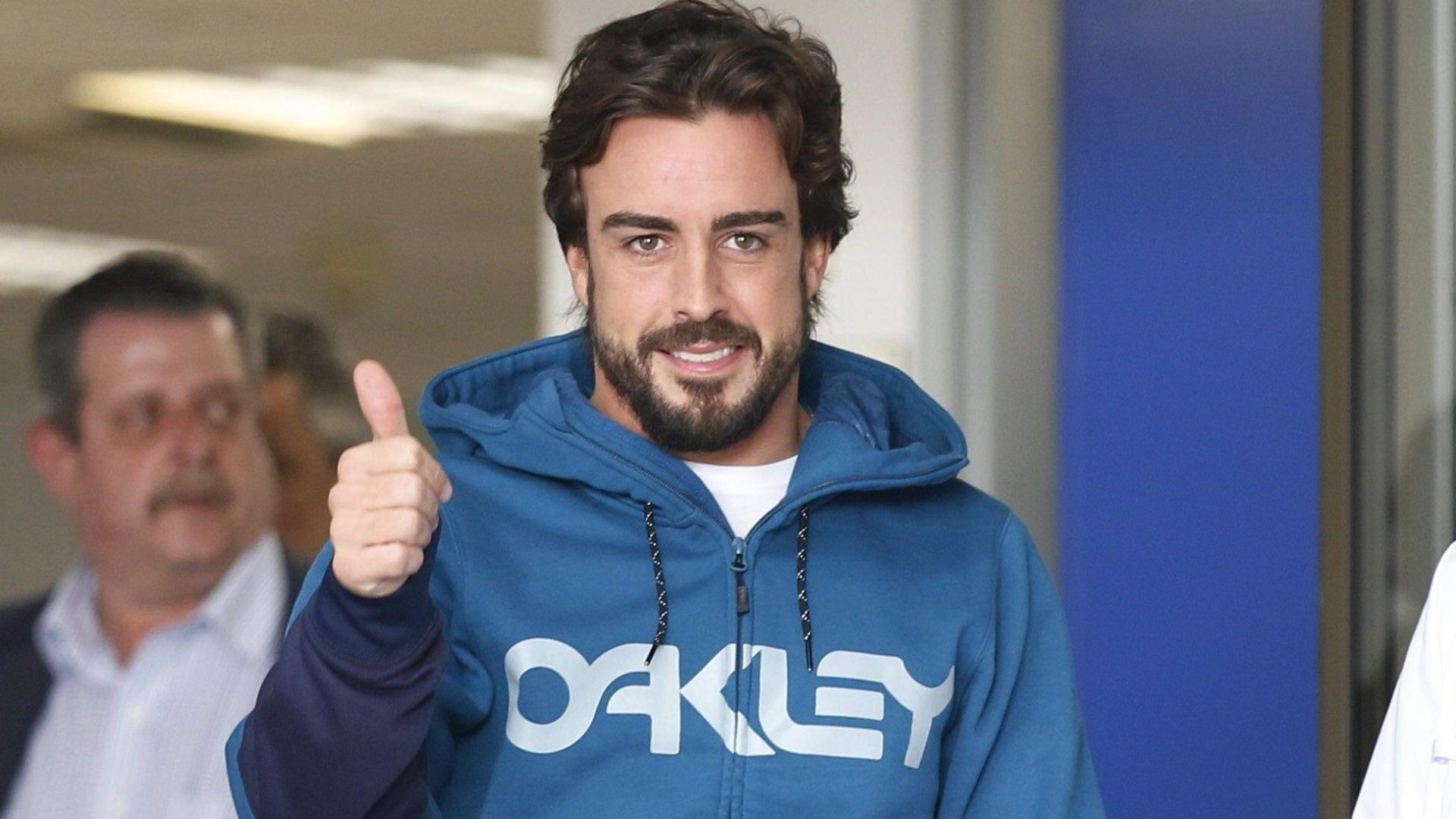 Fernando Alonso também entrou para a lista na última semana, durante testes com a Mclaren