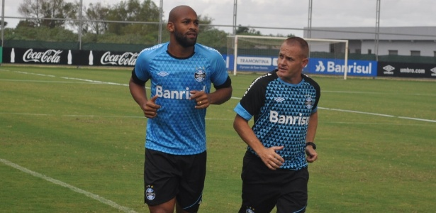 Fellipe Bastos não defenderá mais as cores do Grêmio