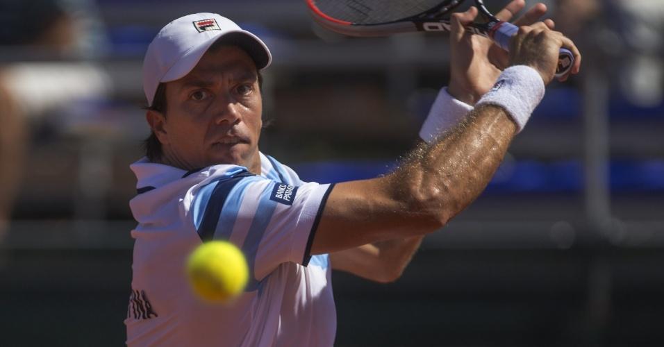 Carlos Berlocq é o 67º colocado do ranking mundial de simples