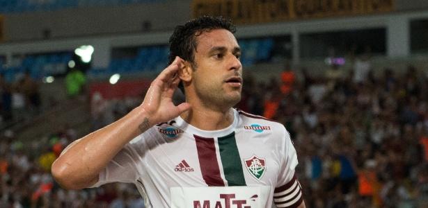 Fred foi expulso contra o Flamengo e fez críticas à arbitragem e ao Campeonato Carioca