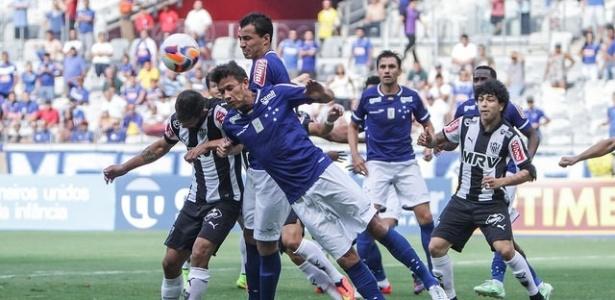 Cruzeiro e Atlético-MG disputarão semifinal do Campeonato Mineiro neste domingo, no Independência