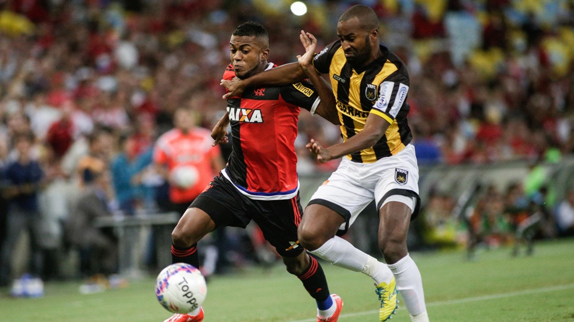 Flamengo e Volta Redondo pelo Carioca