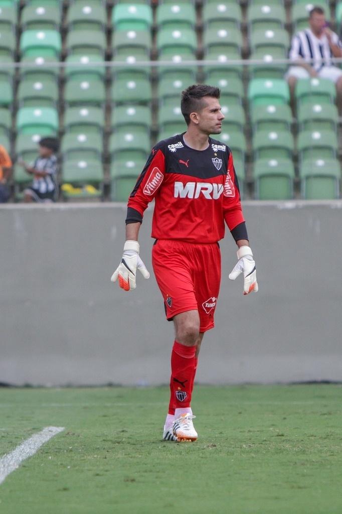 Victor disputa a Libertadores pelo Atlético-MG pelo 3º ano consecutivo