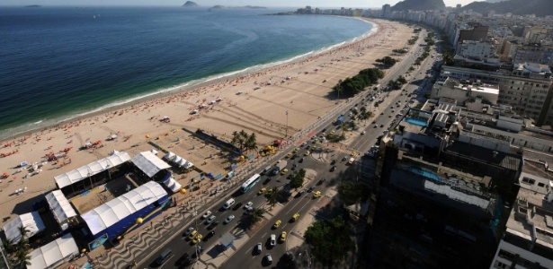 Praia de Copacabana receberá etapa do Circuito Mundial em setembro