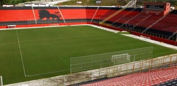Barradão foi eleito um dos piores clubes da Série A por projeto do Ministério do Esporte