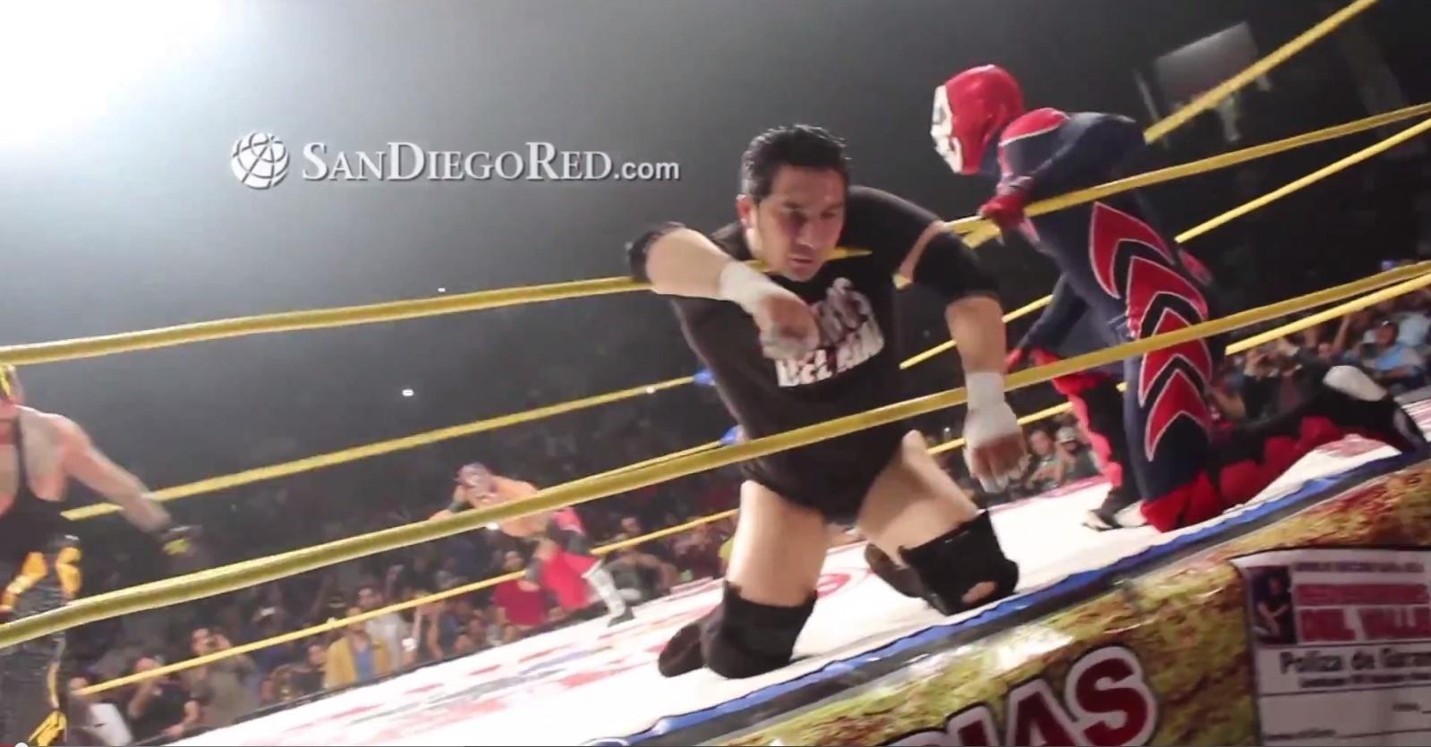 Pedro Aguayo Ramírez morreu durante evento de wrestling no México