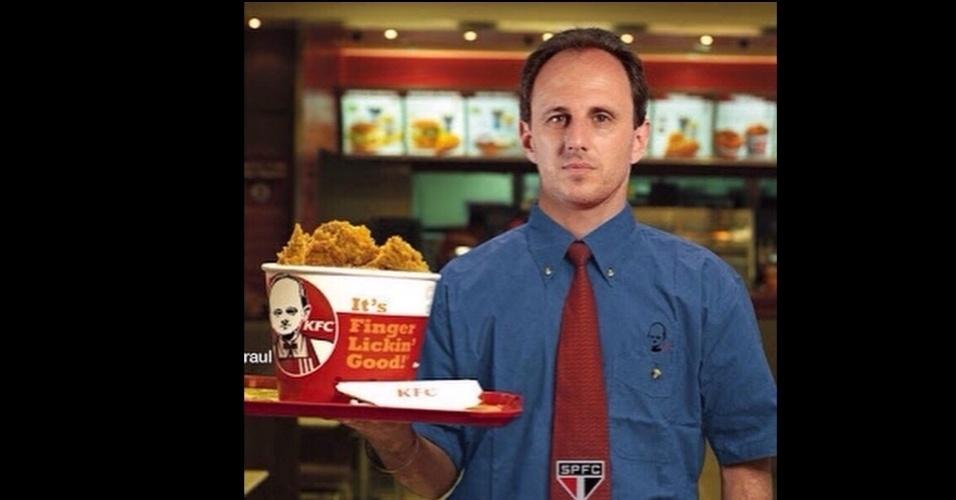 Internautas indicam uma franquia de fast food