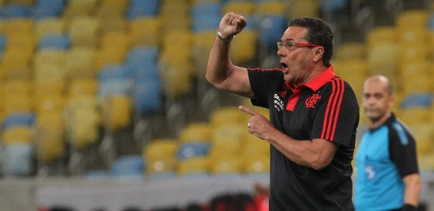 Vanderlei Luxemburgo foi punido com dois jogos de suspensão pelo TJD-RJ