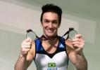 Diego Hypolito surpreende e conquista sua segunda medalha de prata no Qatar