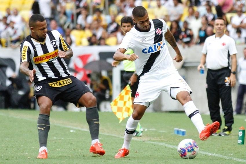 Botafogo e Vasco brigam pela vaga e vantagem nas semifinais do Campeonato Carioca
